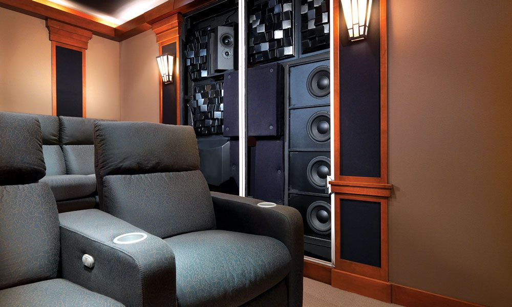 Triad, high performance audio, Smart Home Technology, Smart Home System Highland TX, Listening Room, Media Room, Home Theater